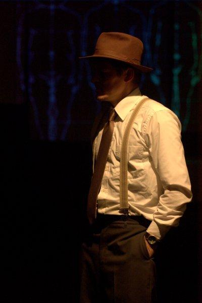 """Fitz van Thom """"In der Strafkolonie"""" / Kafka"""