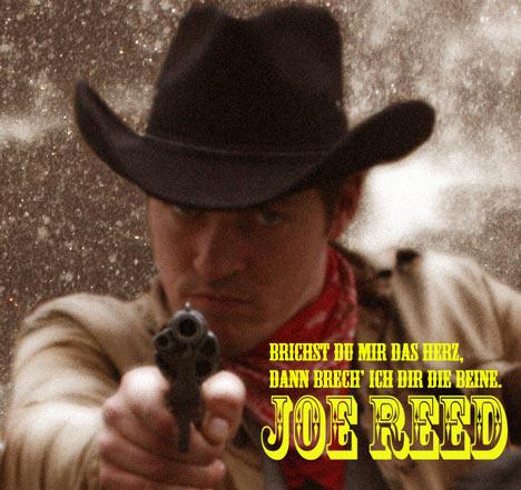 Fitz van Thom als Joe Reed (2007)