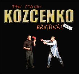"""Martin Eschenbach & Fitz van Thom sind die """"Kozcenko Brothers"""" (2005)"""