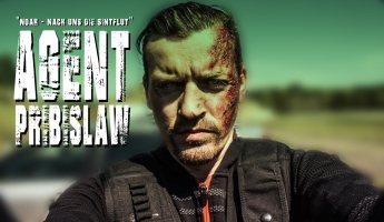 """Agent Pribislaw in """"NOAH- nach uns die Sintflut"""", D 2015"""