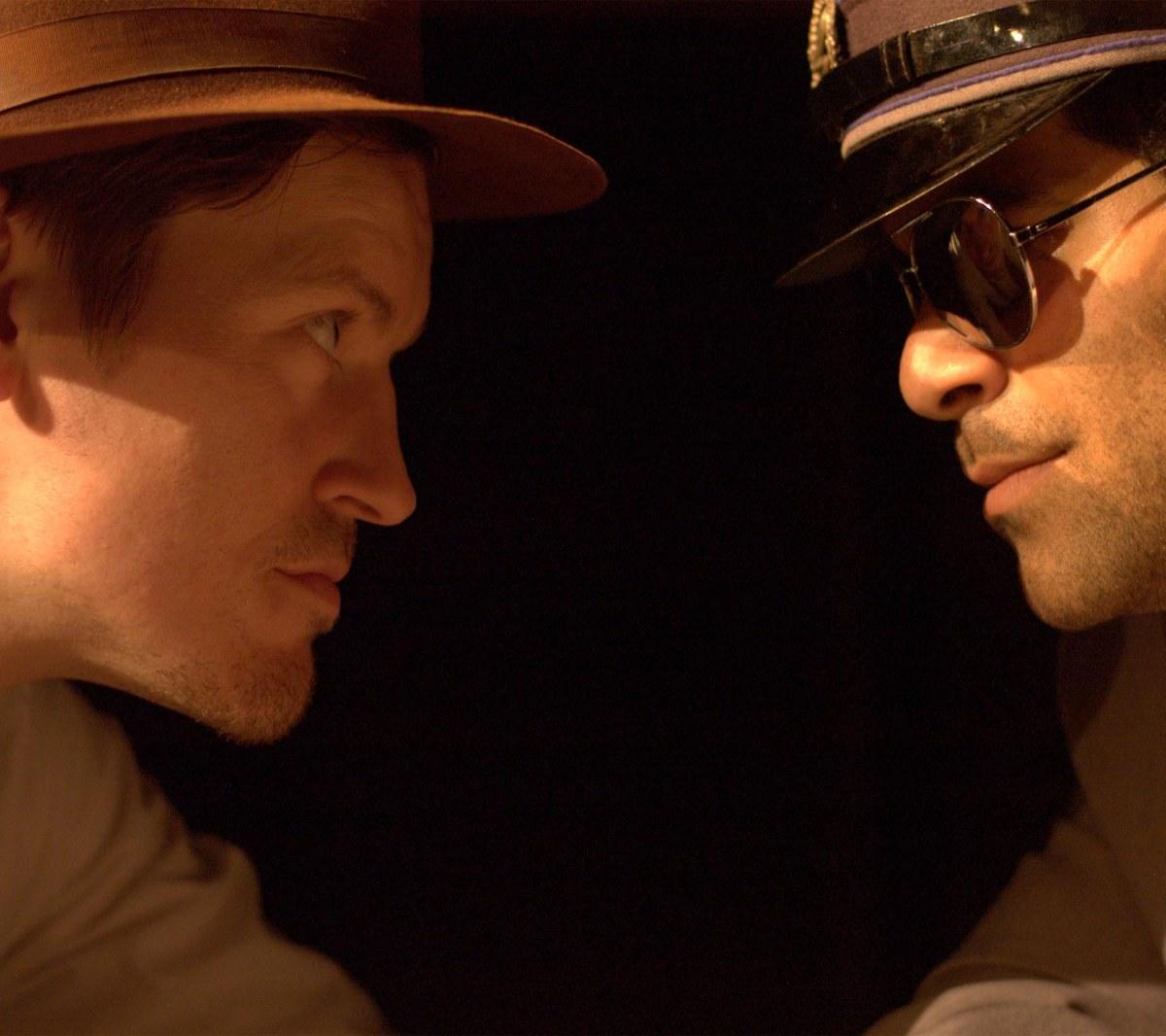 "Fitz van Thom & Mo Ahmadi ""In der Strafkolonie"" , R:Tobias Gross"